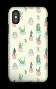 Små kaktuser deksel IPhone XS tough