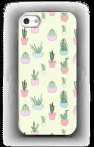 Pienet kaktukset kuoret IPhone 5/5S
