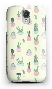 Små kaktuser deksel Galaxy S4