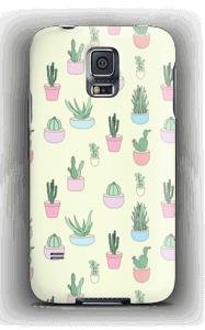 Små kaktuser deksel Galaxy S5