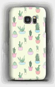 Små kaktuser deksel Galaxy S7