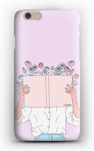 Book Of Flowers case IPhone 6
