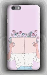 Livre de fleurs Coque  IPhone 6s
