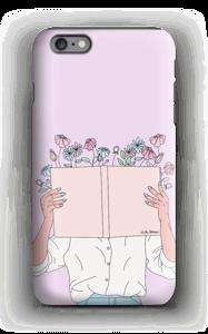 Book Of Flowers case IPhone 6 Plus tough