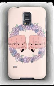 Girl PWR deksel Galaxy S5