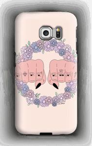 Girl PWR deksel Galaxy S6 Edge