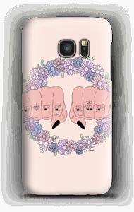 Girl PWR deksel Galaxy S7