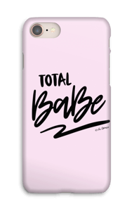 TOTAL Babe  deksel IPhone 8