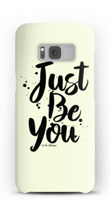 Just Be You deksel Galaxy S8