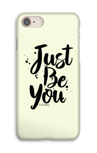 Just Be You deksel IPhone 8