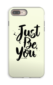 Just Be You kuoret IPhone 8 Plus tough