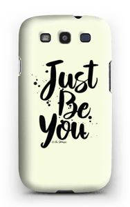 Just Be You deksel Galaxy S3