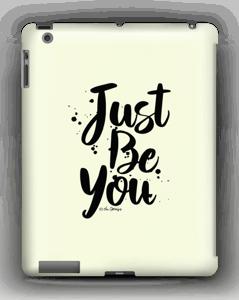 Just Be You kuoret IPad 4/3/2