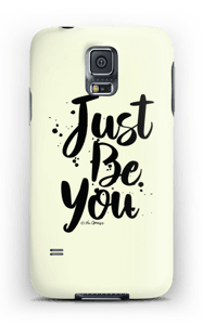Just Be You deksel Galaxy S5