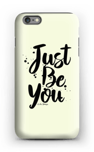 Just Be You kuoret IPhone 6 Plus tough