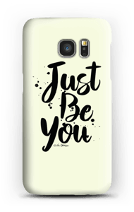 Just Be You deksel Galaxy S7