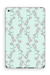Light Pink Flowers Skin IPad Mini 4