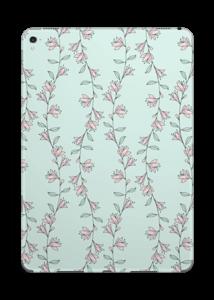 Light Pink Flowers Skin IPad Pro 9.7