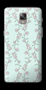Light pink flower  Skin OnePlus 3