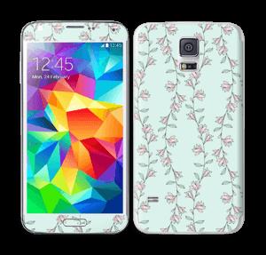 Light pink flower  Skin Galaxy S5