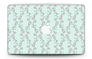 "Light pink flower  Skin MacBook Air 11"""