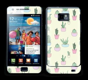 Mini Kaktus Skin Galaxy S2