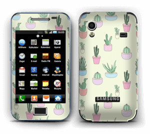 Cactus All Over Skin Galaxy Ace