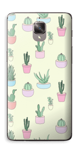 Cactus All Over   Skin OnePlus 3