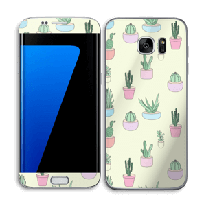 Cactus All Over Skin Galaxy S7 Edge