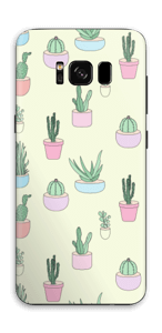 Cactus All Over Skin Galaxy S8