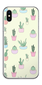 Cactus All Over Skin IPhone XS