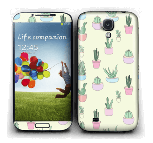 Cactus All Over Skin Galaxy S4