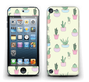 Cactus All Over Skin IPod Touch 5th Gen