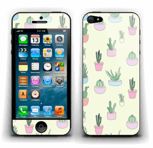 Cactus All Over Skin IPhone 5
