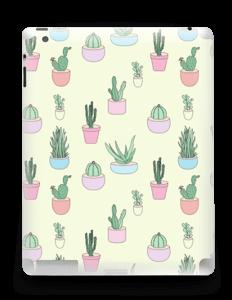 Cactus All Over Skin IPad 4/3/2
