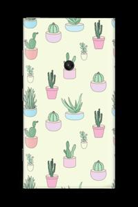 Cactus All Over   Skin Nokia Lumia 920