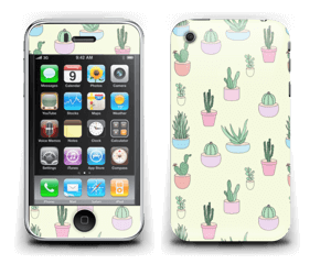 Cactus All Over Skin IPhone 3G/3GS