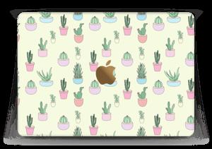 "Cactus All Over Skin MacBook 12"""