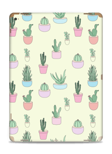 Petits cactus Skin IPad Pro 12.9