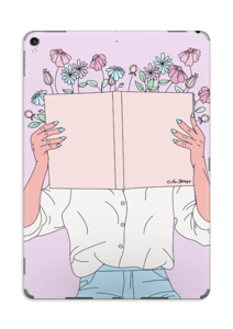 Book Of Flowers Skin IPad Pro 10.5