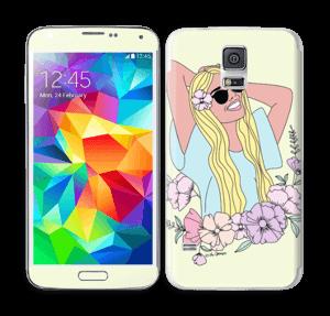 Proud Girl  Skin Galaxy S5