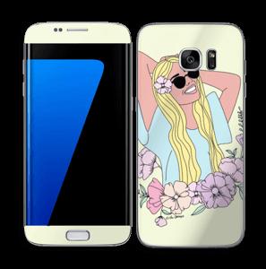 Proud Girl Skin Galaxy S7 Edge