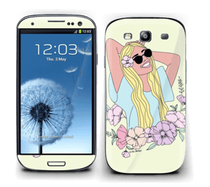Proud Girl Skin Galaxy S3