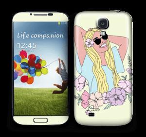 Proud Girl Skin Galaxy S4