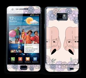 Girl PWR Skin Galaxy S2