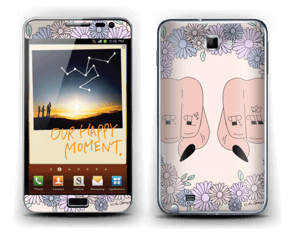 Girl PWR Skin Galaxy Note
