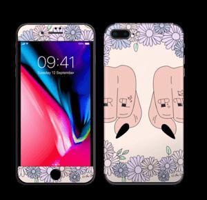 Girl PWR Skin IPhone 8 Plus