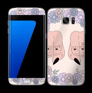 Girl PWR Skin Galaxy S7 Edge