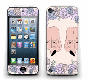Girl PWR Skin IPod Touch 5th Gen