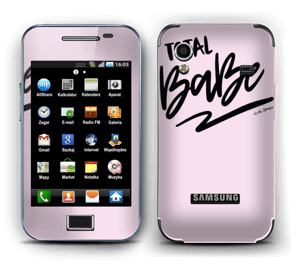 TOTAL Babe Skin Galaxy Ace